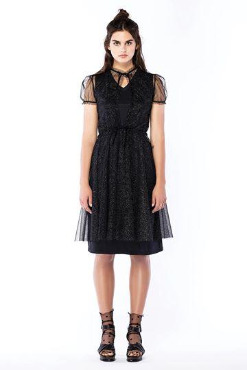 Susan Glitter kleit - hõbe 199€