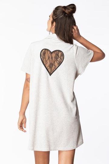 Hall kimano südamega 159€
