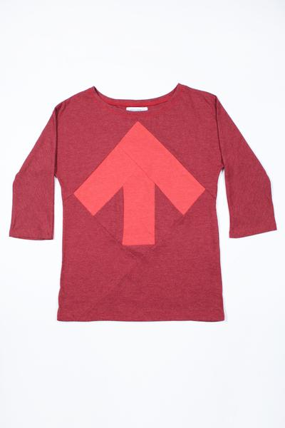 Up-shirt 3/4 käised naistele 47€