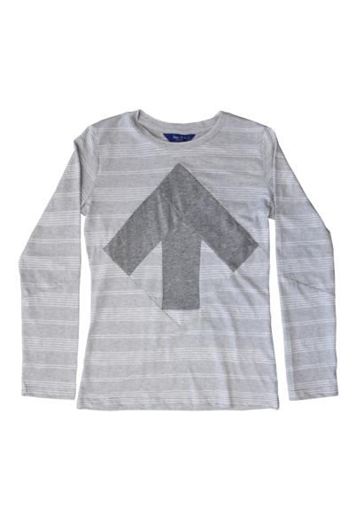 Up-shirt pikakäistega naistele 47€