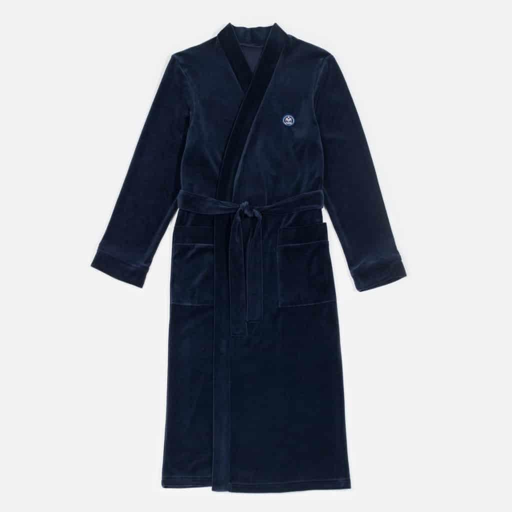 Meeste sinine hommikumantel 65€
