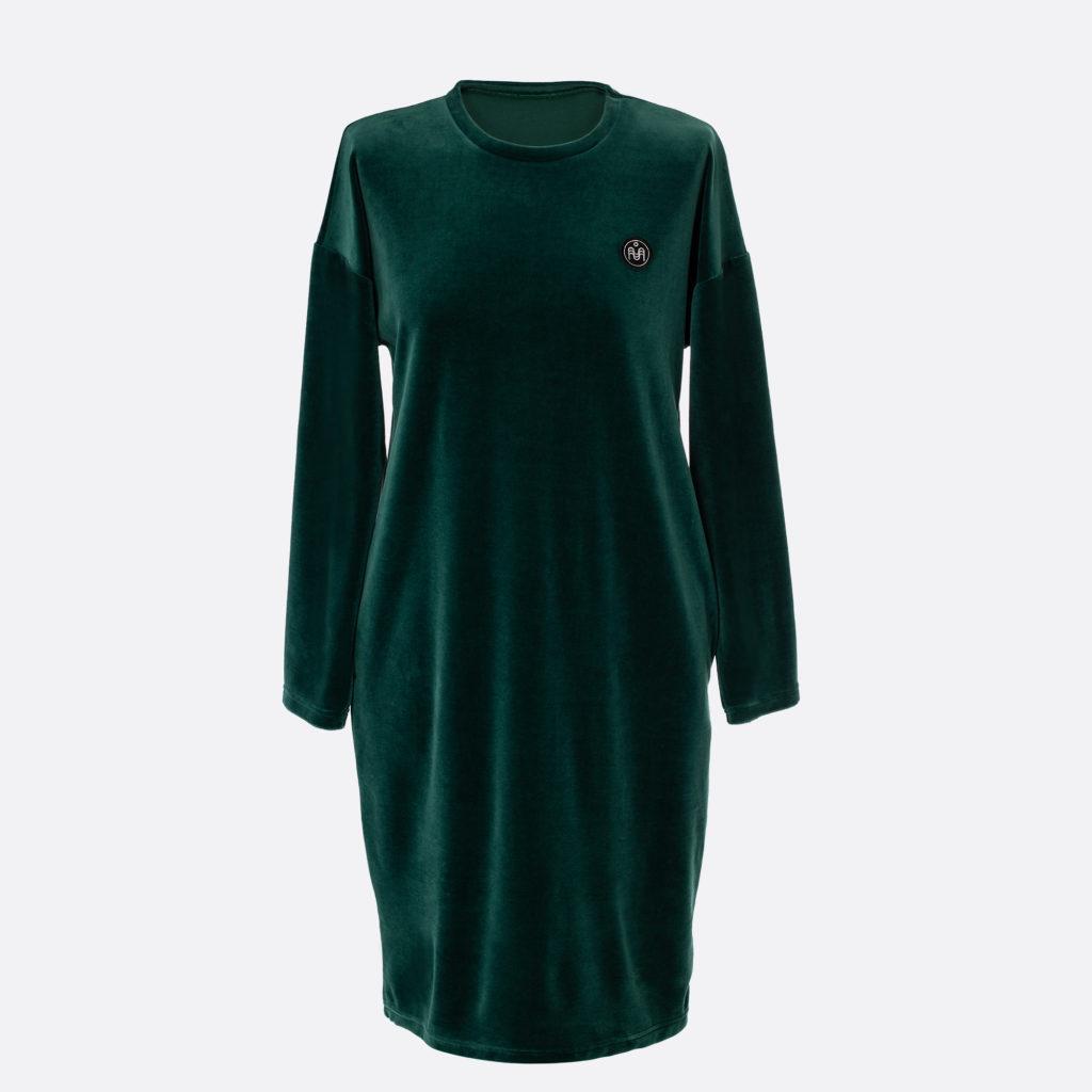 Roheline sametkleit 49€