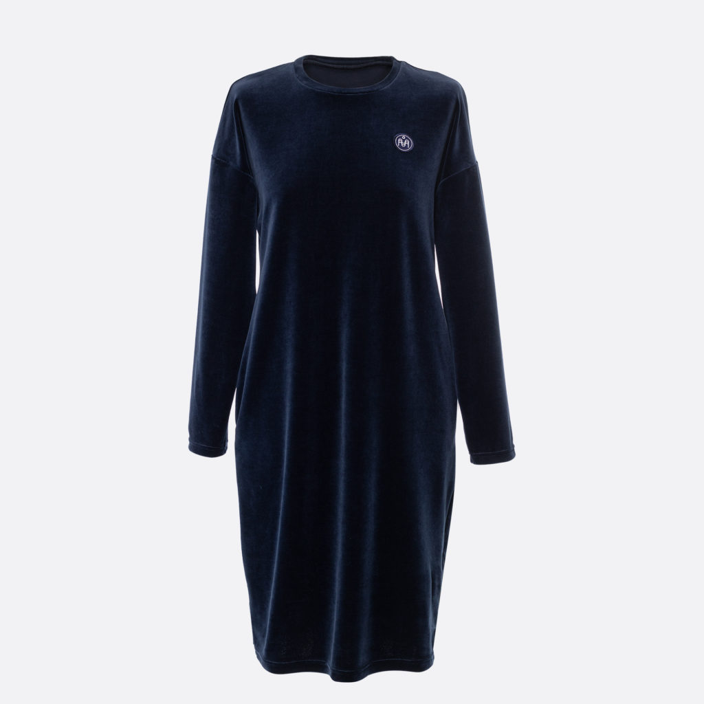 Sinine sametkleit  49€