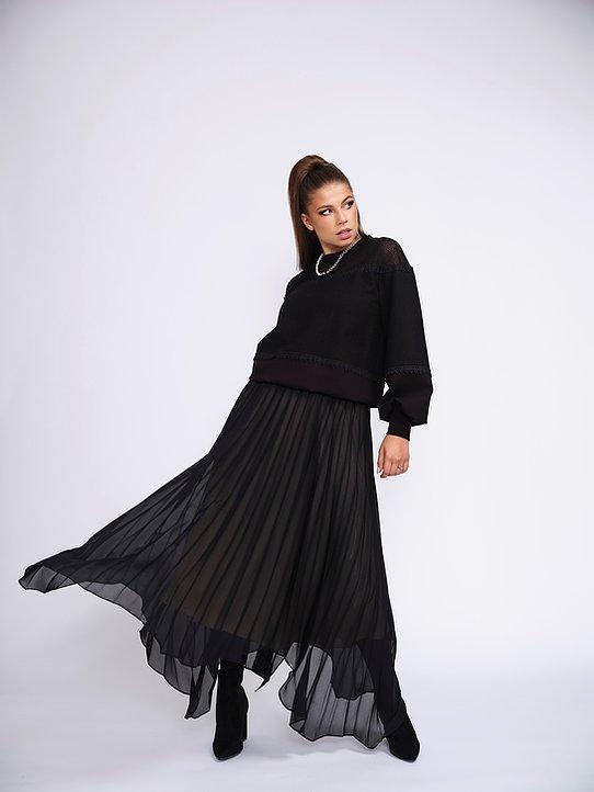 Pleated Skirt OKARITO 220,00€